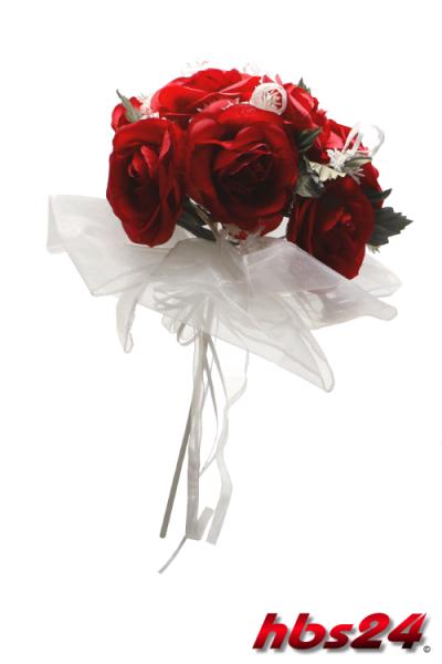 brautstrau rote rosen hbs24. Black Bedroom Furniture Sets. Home Design Ideas