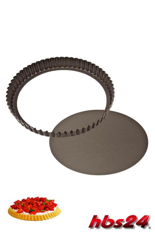 torten backform rund mit hebeboden 20 28 cm hbs24. Black Bedroom Furniture Sets. Home Design Ideas