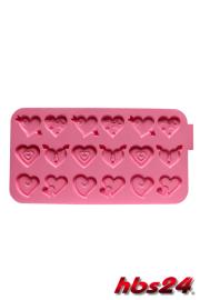 schokoladen pralinenhohlk rper gie formen aus silikon hbs24. Black Bedroom Furniture Sets. Home Design Ideas